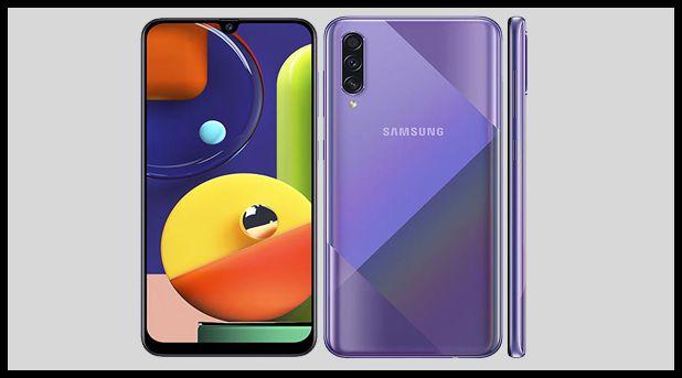 Samsung A50s Price