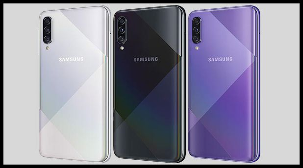 Samsung A50s Specification