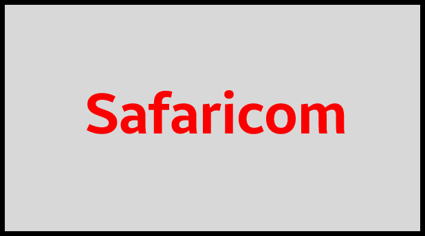 Safaricom flash file