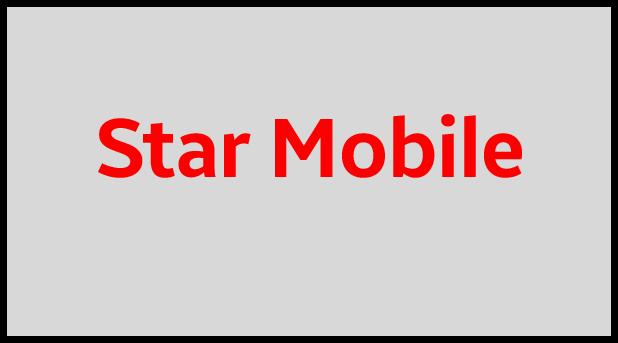 StarMobile flash file
