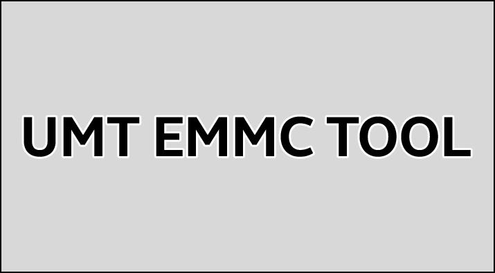 UMT EMMC v0.2