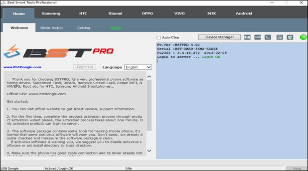 BST Pro 4.03