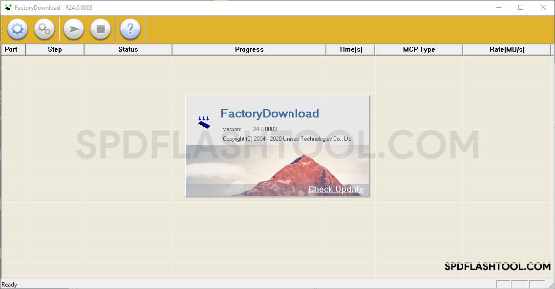 SPD Factory Tool R23.19.4001