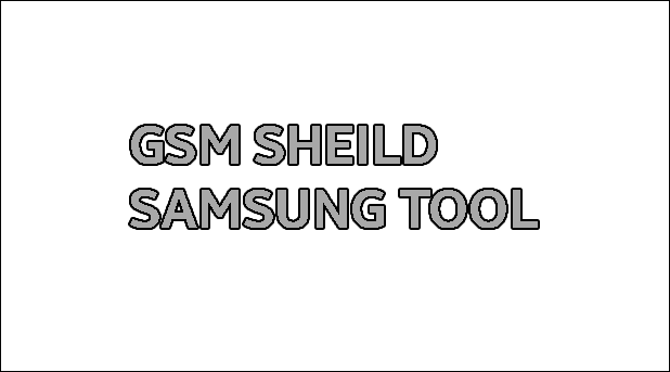 Gsm Sheild Samsung v1.0