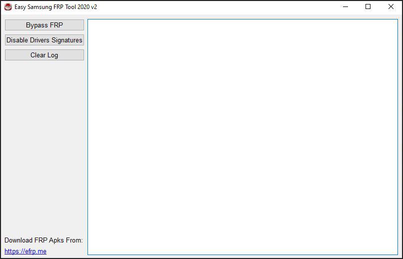 Easy Samsung FRP Tool 2020 v2