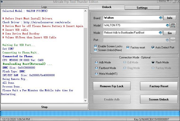 Miracle FRP Tool v1.60
