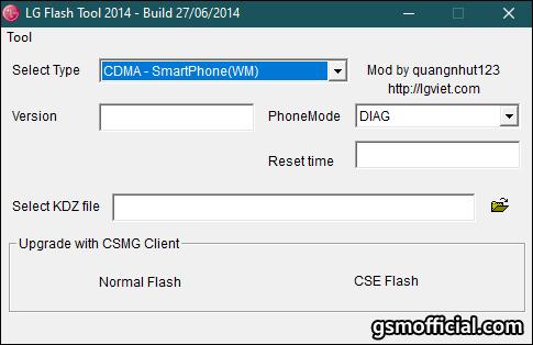 LG Flash Tool v2014 2706